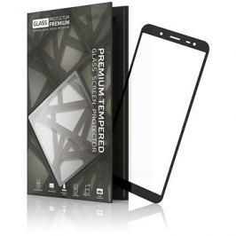 Tempered Glass Protector Rámečkové pro SAMSUNG J6 Duos Černé