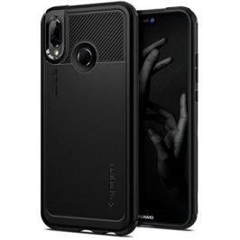 Spigen Marked Armor Black Huawei P20 Lite