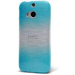 Epico Rainbow String pro HTC One M8 - modro-stříbrný