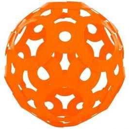Foooty skládací míč – oranžový