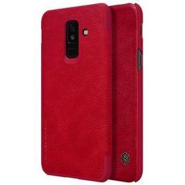 Nillkin Qin Book pro Samsung A605 Galaxy A6 Plus 2018 Red