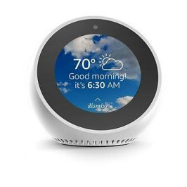 Amazon Echo Spot bílý