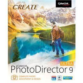 CyberLink PhotoDirector 9 Ultra (elektronická licence)