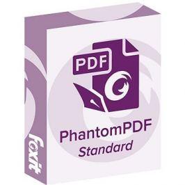 Foxit PhantomPDF Standard 9 (elektronická licence)