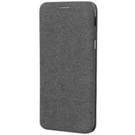 Epico Cotton Flip pro Samsung Galaxy J6 (2018) - šedé