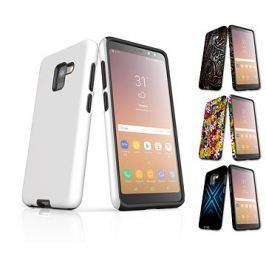 Skinzone vlastní styl Tough pro SAMSUNG Galaxy A8