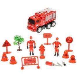Sada hasiči - auto se stříkačkou šroubovací Háztartás