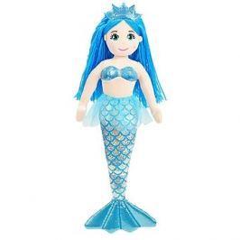 Mořská panna modrá plyšová 65cm