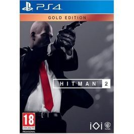 Hitman 2 - GOLD Edition (2018) - PS4