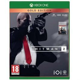 Hitman 2 - GOLD Edition (2018) - Xbox One