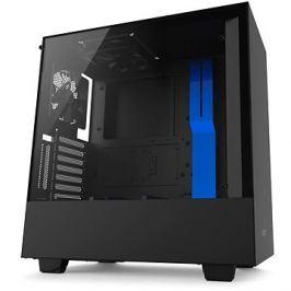 NZXT H500i černo-modrá Kültér és szabadidő