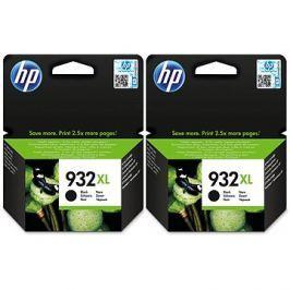 HP 2x CN053AE č. 932XL černá Kert