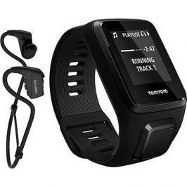 TomTom Spark 3 Music + Bluetooth sluchátka (S) černý HiFi és TV