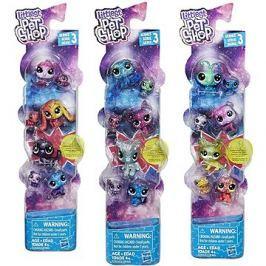 Littlest Pet Shop Kosmická zvířátka 7ks