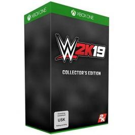 WWE 2K19 - Collectors Edition - Xbox One