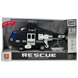 Helikoptéra černá