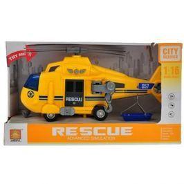 Helikoptéra žlutá