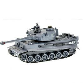 RC tank šedý