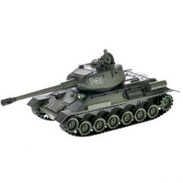 RC tank zelený