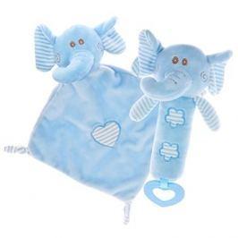 Slon modrý  - pískátko + usínáček