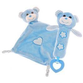 Medvídek modrý - pískátko + usínáček Háztartás