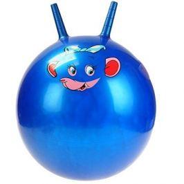 Skákací míč modrý Háztartás