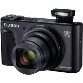 Canon PowerShot SX740 HS černý HiFi és TV