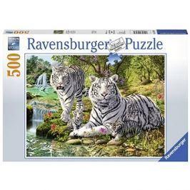 Ravensburger 147939 Bílé kočky loupežnice Háztartás
