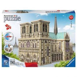 Ravensburger 3D 125234 Notre Dame 216 dílků Kert