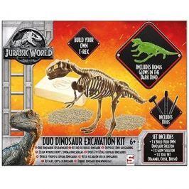 Jurský svět Duo Dinosaur - vykopávky