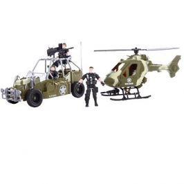 Helikoptéra a čtykolka Háztartás