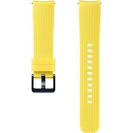Samsung Galaxy Watch Silicone Band (20mm) Žlutá
