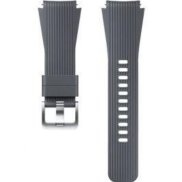 Samsung Galaxy Watch Silicone Band (22mm) Šedá Hangtechnika