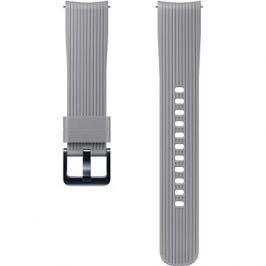 Samsung Galaxy Watch Silicone Band (20mm) Šedá Hangtechnika