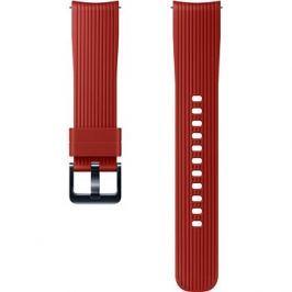 Samsung Galaxy Watch Silicone Band (20mm) Červená