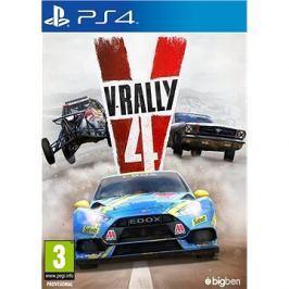V-Rally 4 - PS4 Kert
