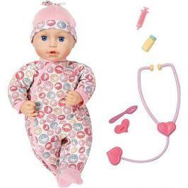 BABY Annabell Nemocná Milly Kert