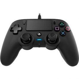 Nacon Wired Compact Controller PS4 - černý Kert