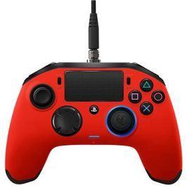 Nacon Revolution Pro Controller PS4 (Limited Edition) - červený Kültér és szabadidő