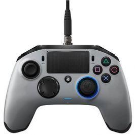 Nacon Revolution Pro Controller PS4 (Limited Edition) - stříbrný Kültér és szabadidő