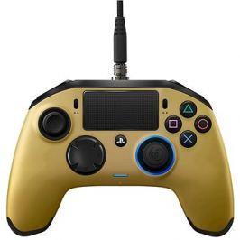 Nacon Revolution Pro Controller PS4 (Limited Edition) - zlatý Kültér és szabadidő