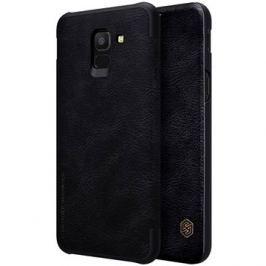 Nillkin Qin Book pro Samsung J600 Galaxy J6 Black