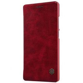 Nillkin Qin Book pro OnePlus 6 Red Háztartás