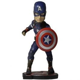 Captain America - head knocker Hangtechnika