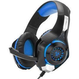 CONNECT IT CHP-4510-BL Gaming Headset BIOHAZARD modrá Hangtechnika