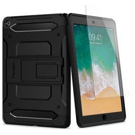 Spigen Pro Guard Black iPad 9.7