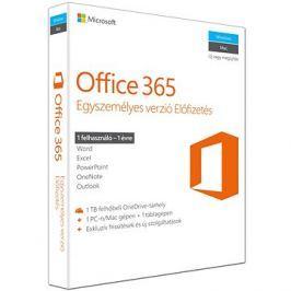 Microsoft Office 365 Personal předplatné Kültér és szabadidő