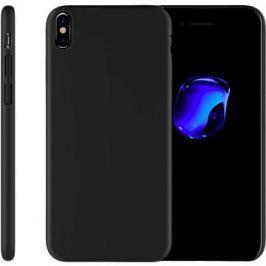 Epico Ultimate Gloss pro iPhone X - černý Hangtechnika