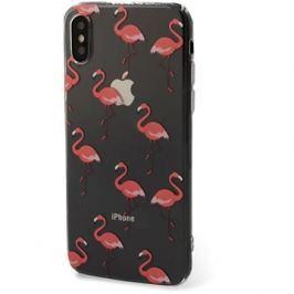 Epico Pink Flamingo pro iPhone X  Háztartás