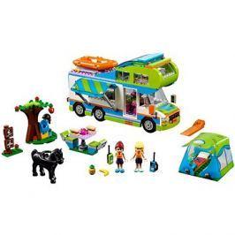 LEGO Friends 41339 Mia a její karavan Kert